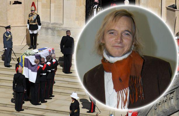 Mediatutkija Veijo Hietala liikuttui katsellessaan prinssi Philipin hautajaisten kulkua.