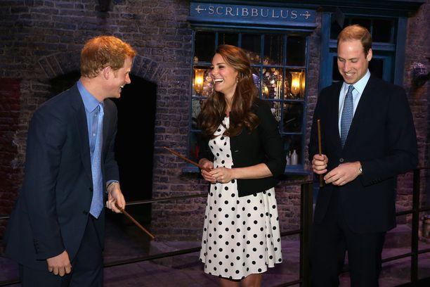 Harry ja prinssi Williamin puoliso, herttuatar Catherine, tulevat hyvin toimeen keskenään.