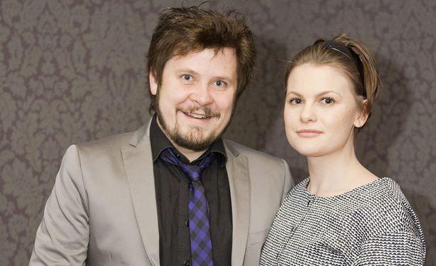 Janne ja Ulla ovat päättäneet erota.