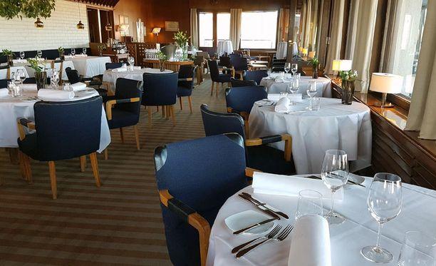 Ravintola Savoy on klassikko. Päätyykö se 50 parhaan ravintolan listalle, selviää ensi vuoden alussa.