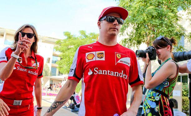 Kimi Räikkönen nousi kauden päättäneen Abu Dhabin kolmossijan myötä MM-sarjan kokonaistilastossa neljänneksi.