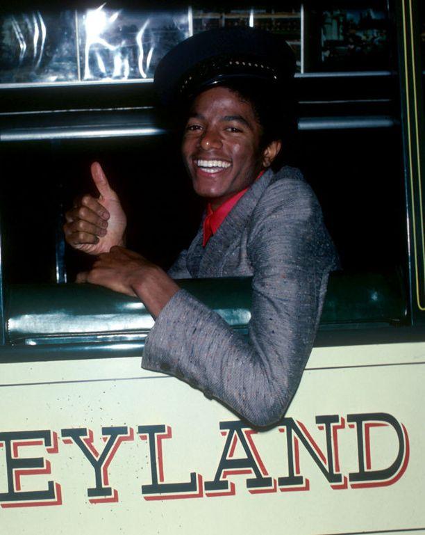 Michael Jackson vuonna 1979.