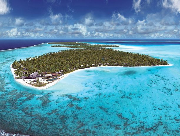 Marlon Brandon yksityissaari sijaitsee Tyynen valtameren keskellä Ranskan Polynesiassa.