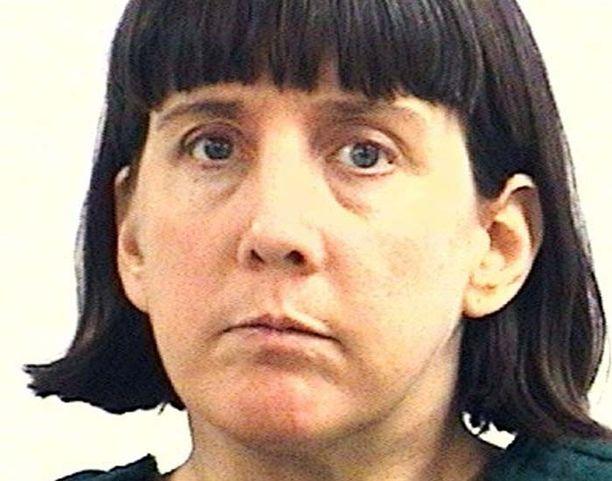 Amy Bishopia kuulusteltiin pommipaketin lähettämisestä vuonna 1993.