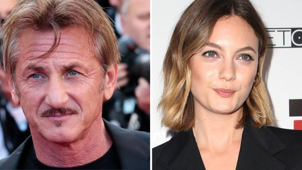 Sean Penn ja Leila George ovat tuore aviopari.