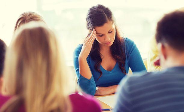 Stressi on vaarallista silloin, kun se häiritsee lepoa ja palautumista.