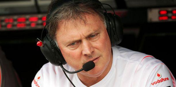 Dave Ryanin työt McLarenilla ovat toistaiseksi ohi.
