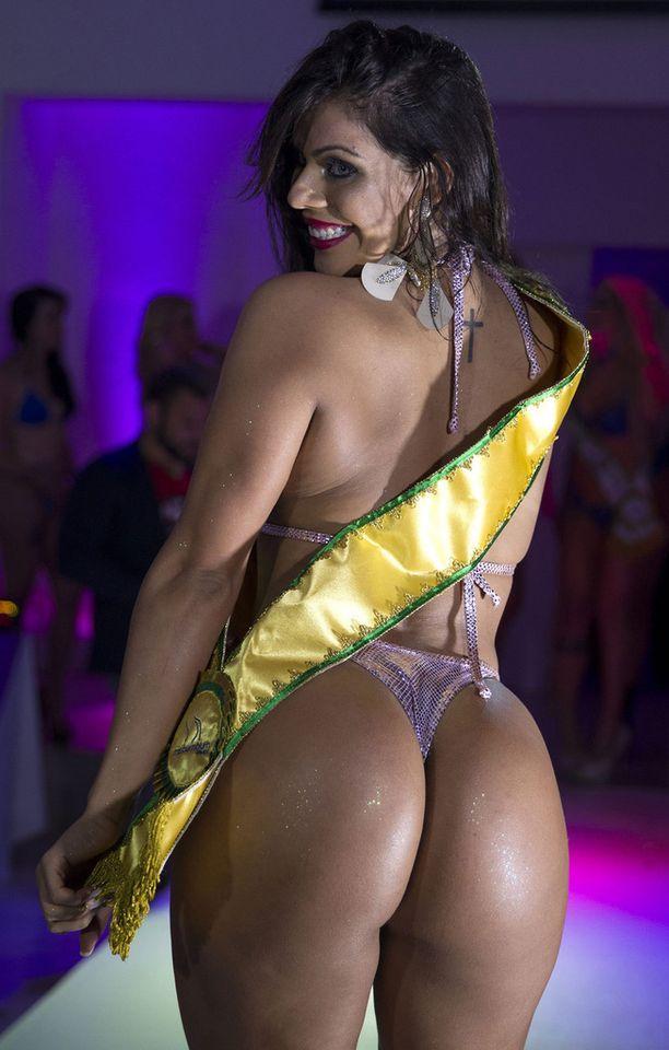 Suzy Cortezilla on Brasilian komein peppu.
