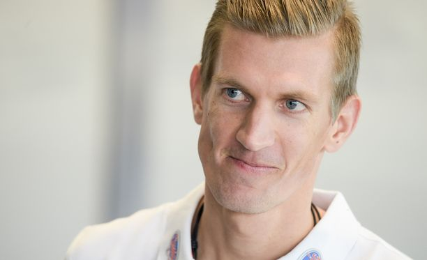 Jarkko Nieminen on Suomen joukkueen kapteeni.