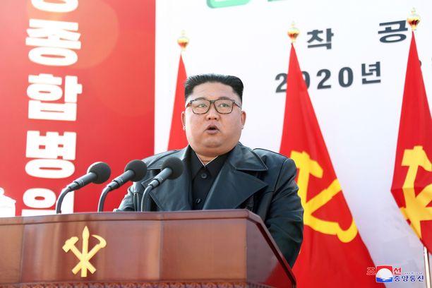 Pohjois-Korean johtajan Kim Jong-unin politiikkaa leimaa arvaamattomuus.