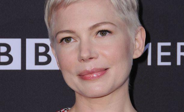 Michelle Williams tuli tunnetuksi Dawson's Creek -draamasarjan myötä.