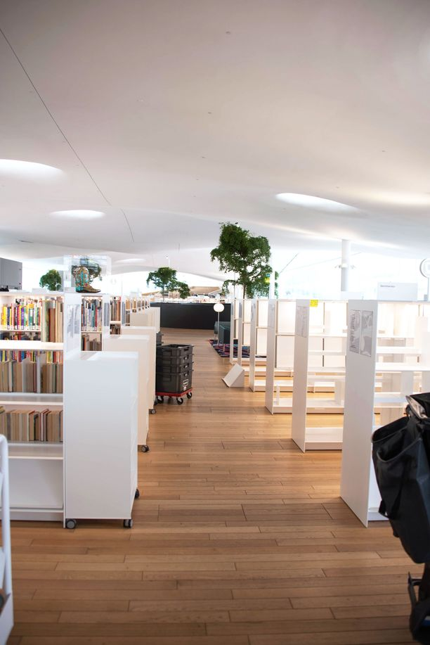 Kirjastoja voidaan sulkea tai niiden aukioloaikoja voidaan rajoittaa leviämisvaiheessa.