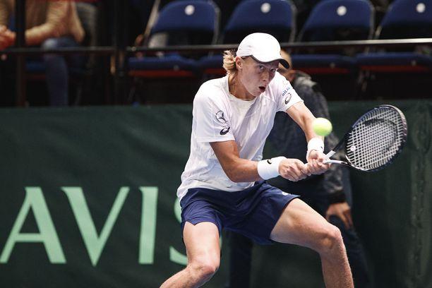 Emil Ruusuvuori on pelannut huimaa tennistä kesän ja syksyn aikana.