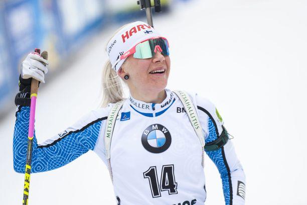 Kaisa Mäkäräinen uskoo maailmancupin kokonaiskilpailujen arvon nousevan lopettamisen jälkeen entistä korkeammalle.
