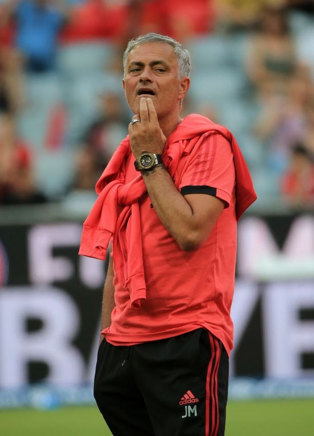 Jose Mourinho allekirjoitti tammikuussa kahden vuoden lisäsiivun sopimukseensa, joten hän on sitoutunut seuraan kevääseen 2020 asti
