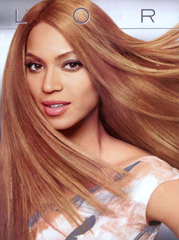 Beyoncén, kuten muidenkin tähtien, mainoskuvia käsitellään rankalla kädellä.