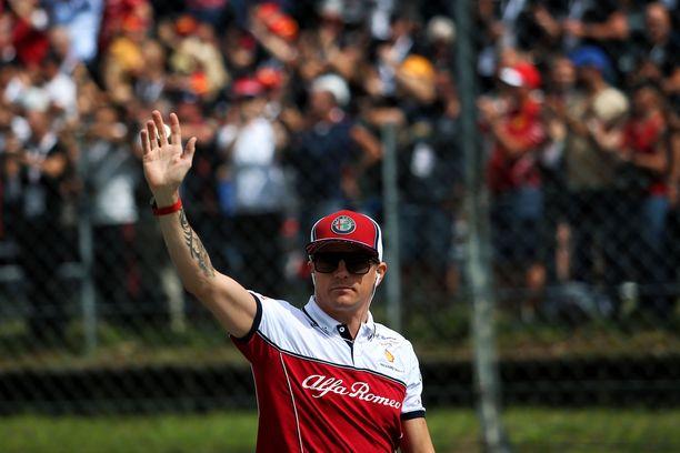 Kimi Räikkönen on jäänyt nollille kahdessa viimeisessä F1-osakilpailussa.