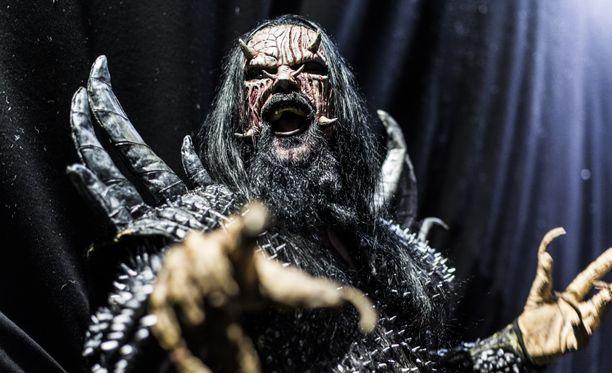 Mr. Lordi eli Tomi Putaansuu perusti Lordi-yhtyeen vuonna 1992.