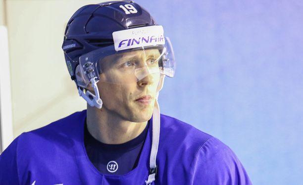 Veli-Matti Savinainen on tehnyt yhdeksässä ottelussa vain tehot 0+1.