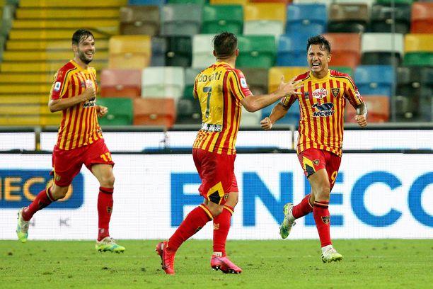 Leccen on pakko voittaa sunnuntaina.
