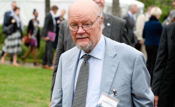 Vihreiden puheenjohtajana 2002-2005 toiminut Osmo Soininvaara sanoo, että vihreiden kannatus ei ole enää korkealla tasolla vain Helsingissä.