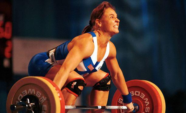 Karoliina Lundahl voitti upealla urallaan muun muassa kaksi maailmanmestaruutta.