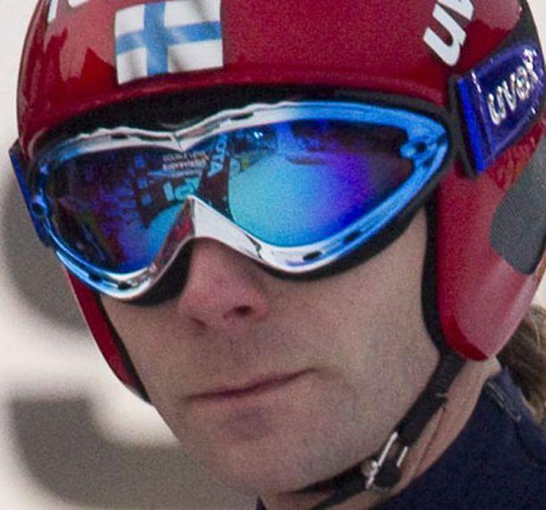 Janne Ahonen ei osallistu karsintaan.