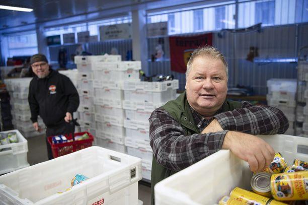 Heikki Hurstin työtä Laupeudentyön johdossa on luvannut jatkaa hänen tyttärensä.