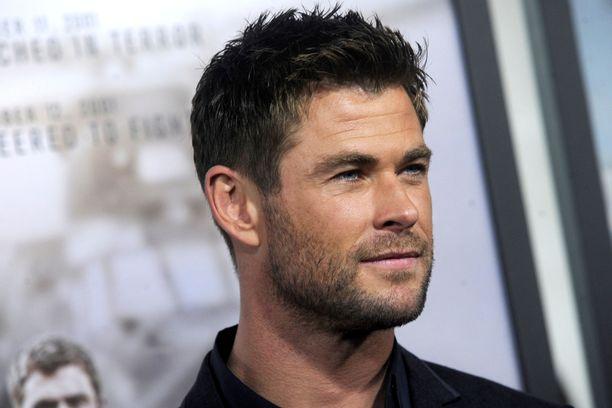 Chris Hemsworth on australialainen Hollywood-tähti.