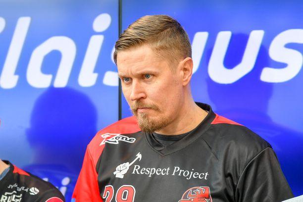 Mika Kohonen on valittu viisi kertaa maailman parhaaksi pelaajaksi ja voittanut neljä MM-kultaa.