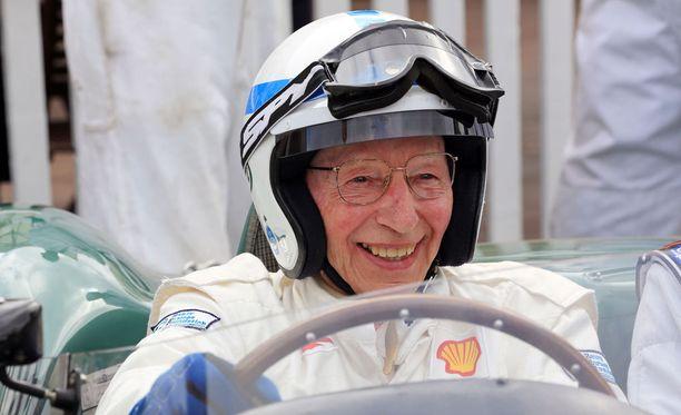 Legendaarinen John Surtees on poissa.