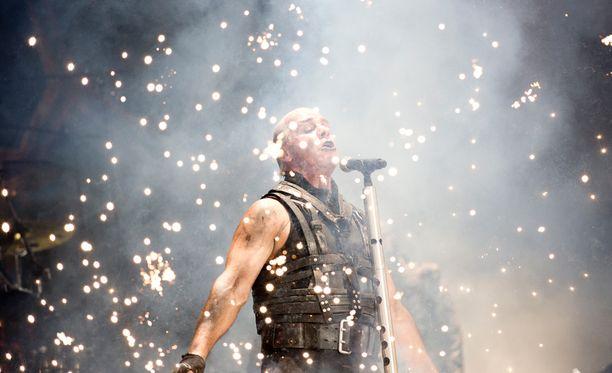 Rammstein esiintyy Rock Fest -tapahtumassa kesäkuussa.