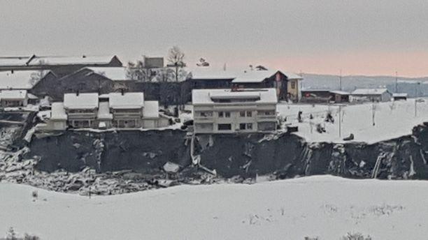 Norjan Gjerdrumin katastrofi tuskin jää maan viimeiseksi maanvyöryksi.