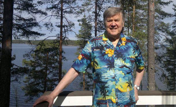 Eero Virtanen on jämsäläinen kynäniekka.