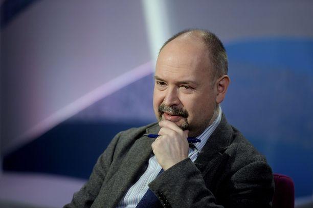Ylen toimittaja Jari Korkki veti pitkään Ykkösaamua.