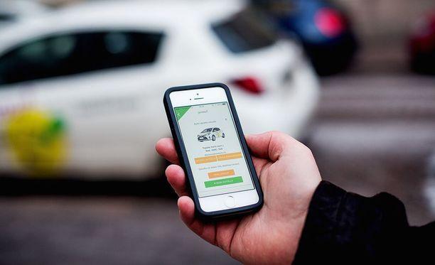 GoNow kertoi laskevansa autojensa hinnan 0,47 euroon minuutilta.
