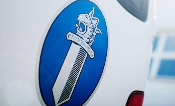 Poliisi tutkii liikennepakoa Lieksassa.