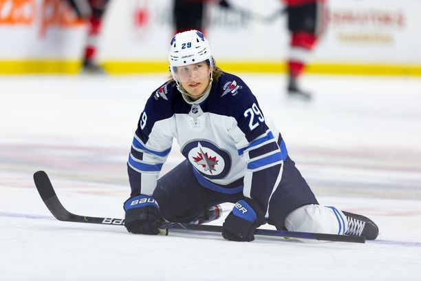 Patrik Laine saattaa jättää Winnipegin.