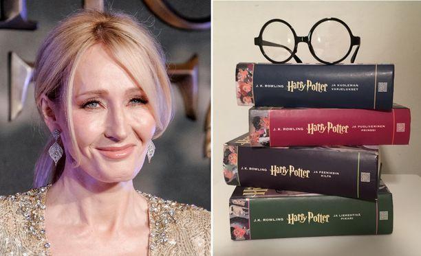 Skotlannissa asu J.K. Rowling paljasti, ettei Harry Potterin tarina alkanutkaan siellä, missä piti.