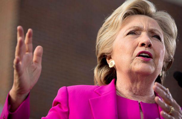 Hillary Clinton ei ole pidetty henkilö FBI:ssä.
