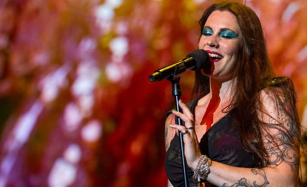 Floor Jansen on vakuuttanut Nightwishin keulakuvana.