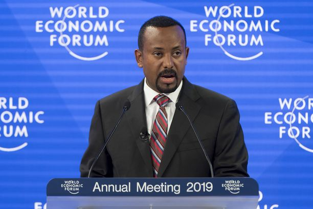 Rauhan Nobel-palkinto myönnettiin perjantaina Etiopian pääministerille Abiy Ahmedille.