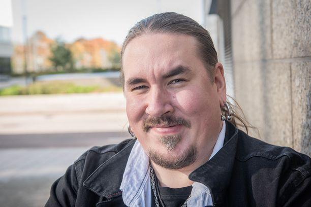 Antti Railion elämään on muutamassa vuodessa tullut iloisia muutoksia.