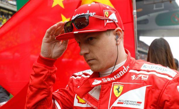 Kimi Räikkönen sanoi suoraan turhautuneensa vaikeaan alkukauteen.