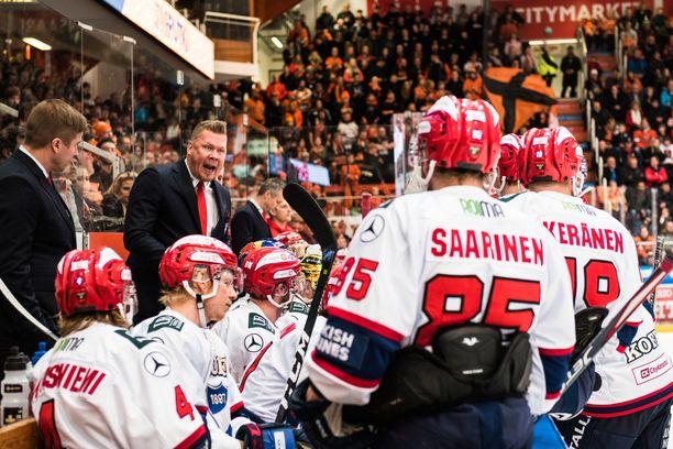 HIFK pääsee suurella todennäköisyydellä juhlimaan voittoa SaiPasta.