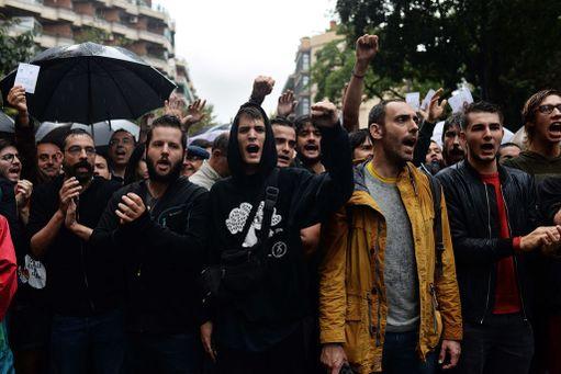 Katalonialaisista iso osa on jo pitkään vaatinut itsenäisyyttään.
