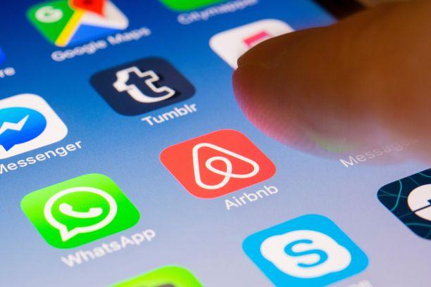 Airbnb-varauksia voi muuttaa tai perua kuluitta, jos varaus alkaa viimeistään 14.4.
