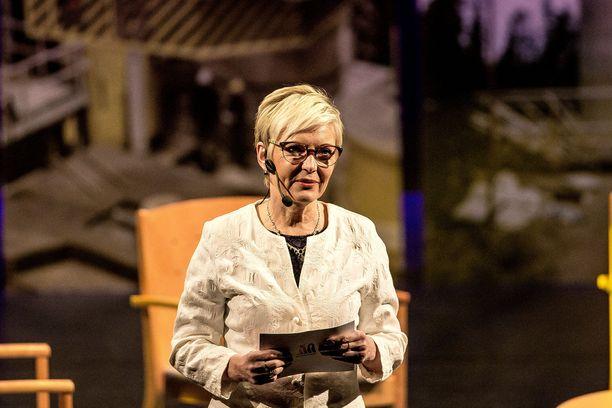 Pirjo Nuotio ehti olla Leena Kaskelan työtoveri peräti 30 vuoden ajan.