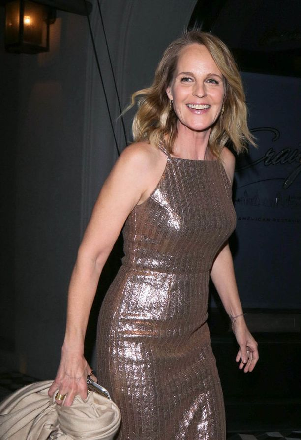 Oscar-voittaja Helen Hunt on teini-ikäisen tytön äiti.