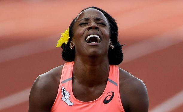 Alysia Montaño on kokenut urallaan kovia pettymyksiä. Tämän vuoden olympiakarsinnoista tuli yksi lisää.